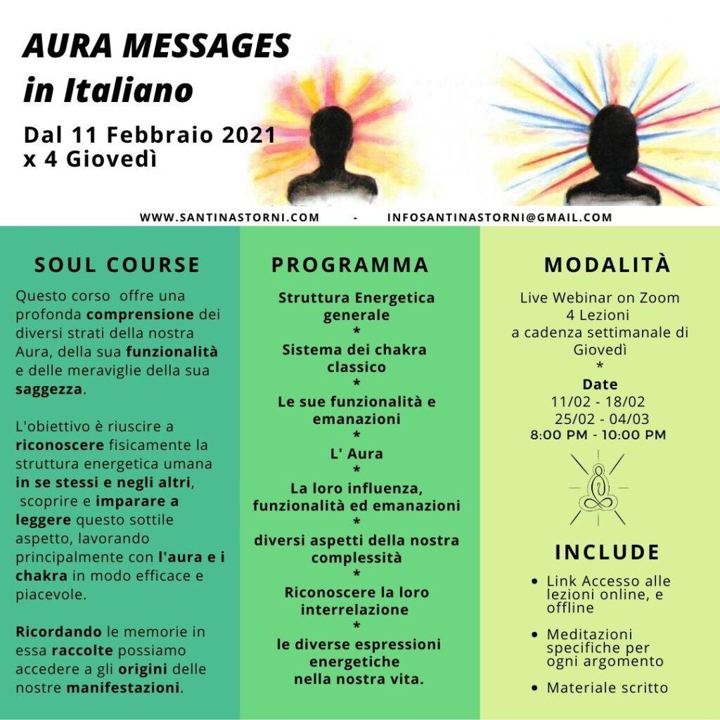 Protetto: Aura Messages-ITA