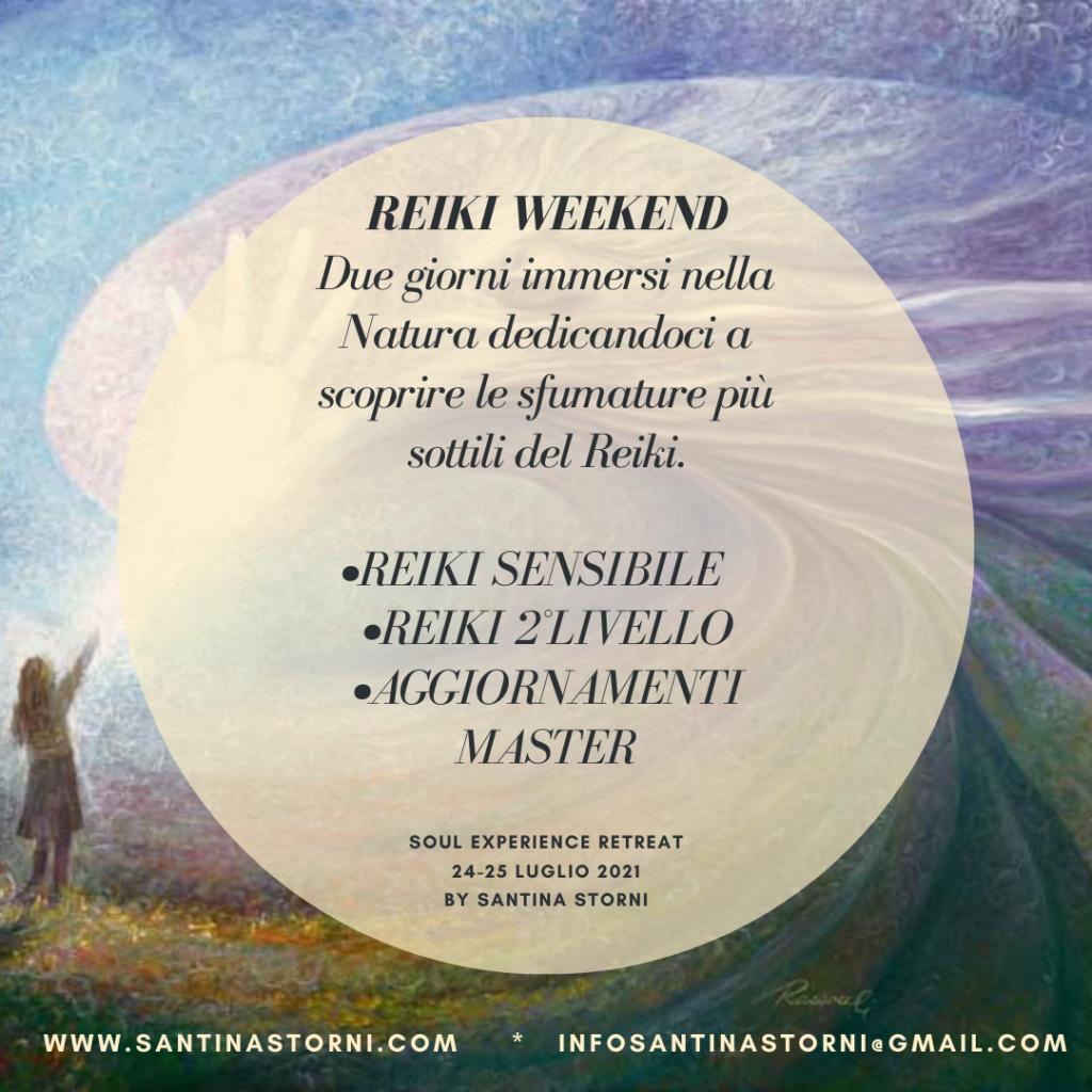Reiki Weekend